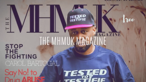 Shoggy on the MHMUK Magazine